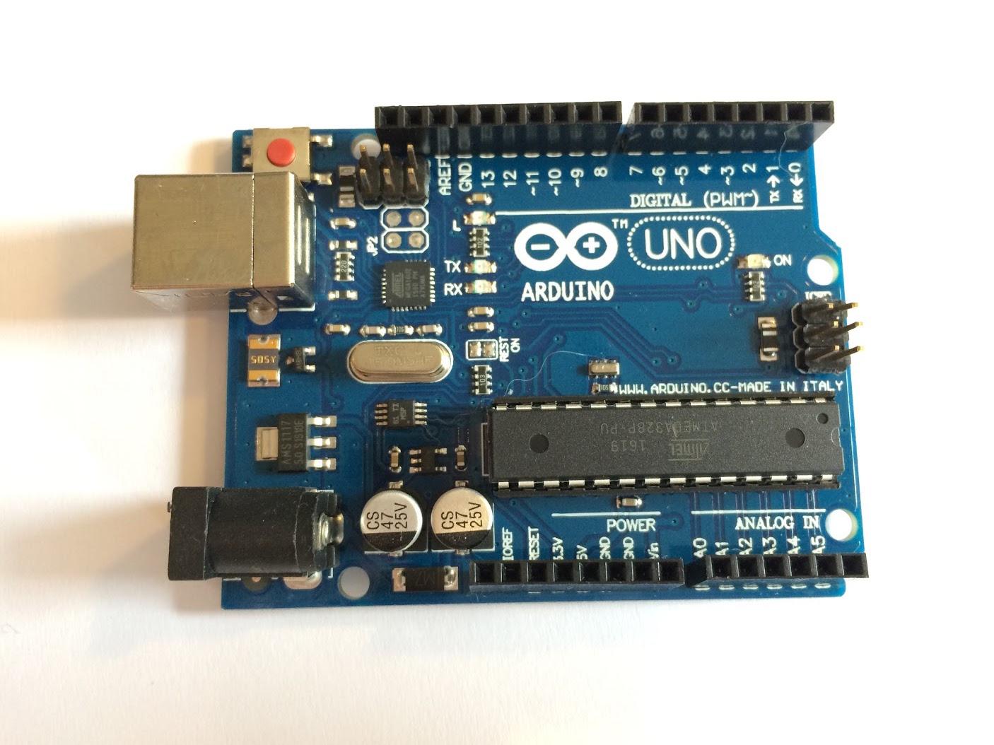 아두이노 arduino 란 바로 실행해보면서 배우는